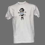 The Portrait - mens t-shirt white